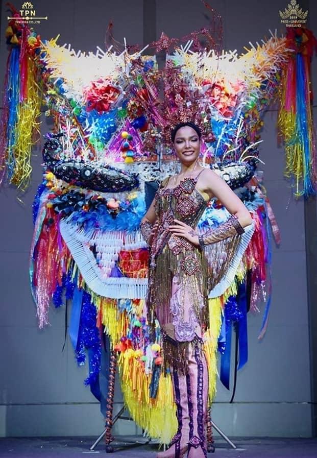 fahsai national costume