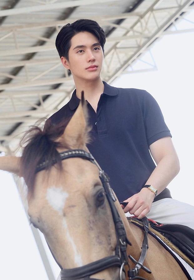 In horse